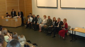 Expert Panel at Morita Therapy Conference